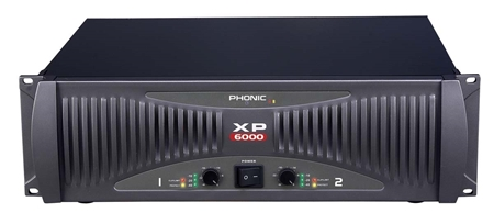 Picture of Phonic XP 6000
