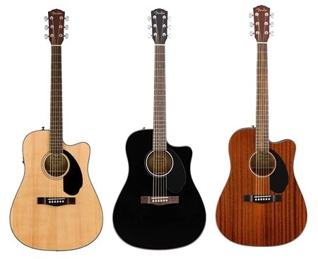 Picture of Fender CD-60SCE