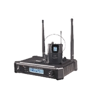 Picture of Hybrid U-SV B Headset Wireless Microphone System