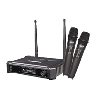 Picture of Hybrid U-DF B2 x Handheld Wireless Microphone System