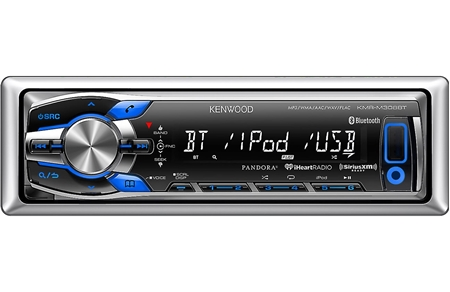 Picture of Kenwood KMR-M308BT