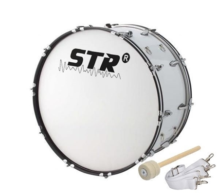 """Picture of STR 26"""" Marching Bass Drum"""