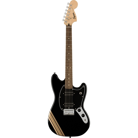 Picture of Fender Squier Bullet Mustang FSR HH Competition Black