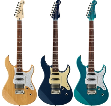 Picture of Yamaha Pacifica PAC612VIIX